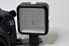 64pcs LED Light Flash for Canon EOS 5D MKIII 6D 7D 70D 60D 700D 550D 500D