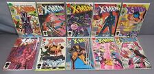 THE UNCANNY X-MEN #200 201 202 203 204 205 206 207 208 209 (10 Issue Run) Marvel