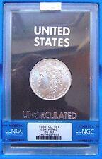 1885 O GRADING SERVICE ERROR Silver Morgan Dollar NGC MS 63 Non Carson City GSA