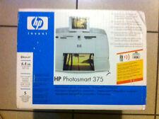 Stampante fotografica inkjet HP Photosmart 375 nuova con imballo originale