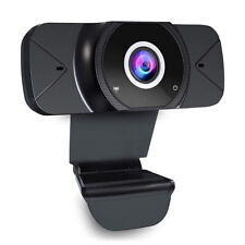USB Webcam 1080P HD Web Camera Auto Focus with Built in Noise Reduction MIc
