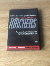 Men's/Women's Health 10-Minute Torchers Workout (3 DVD Set) Fitness System
