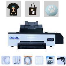 Dtf Flatbed Printer Direct To Film T Shirt Heat Transfer Epson R1390 Uv Printer