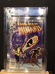 New Mutants #1 CGC 9.6