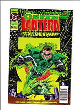 GREEN LANTERN #50  [1994 NM-]  EMERALD TWILIGHT PT.3
