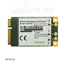 Sierra Wireless MC7455 (3G 4G LTE LTE-A) CAT6 FDD|TDD GNSS Mini PCI-E Modem Card