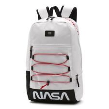VANS X NASA SPACE VOYAGER SNAG PLUS BACKPACK WHITE BRAND NEW!