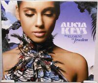 Alicia Keys + CD + The Element Of Freedom + Starkes Album mit 14 tollen Songs +