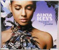 Alicia Keys + CD + The Element Of Freedom + Starkes Album mit 14 tollen Songs +