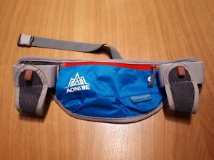 Aonijie Running Waist Bag Hydration Belt Bottle Phone Holder Waterproof Jog B9M4