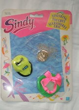 Vintage Sindy's Doll accessories, made in China C-411 for Hasbro 1989, No 8415 6