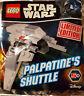 LEGO • STAR WARS Palpatine's Shuttle SW911617 Polybag LIMITED ED NIB NEW SEALED