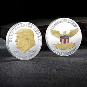 2020 President Donald Trump EAGLE Commemorative Coin US