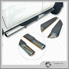 4'' Stainless steel Side Steps/Running Board/Side bar Ranger Dual Cab PX 11-18
