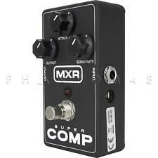 Mxr by Dunlop Super Comp Compressor/Sustainer Guitar Effects Pedal - Brand New
