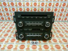 09 2009 LINCOLN MKS AM/FM RADIO 6 DISC CD NAVIGATION PLAYER 8A5T19C156AL OEM
