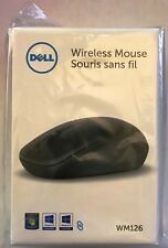 Dell WM126 NNP0G USB Wireless Mouse Black ***FREE 1-3 DAY SHIPPING***
