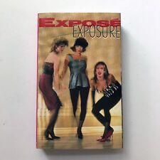 Exposé - Exposure Cassette Tape 1987 Arista Records