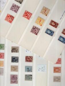 Suriname - Mint & Used Collection in Stockpages (ref #13-0516) - No Reserve!