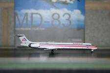 Dragon Wings 1:400 American Airlines Mcdonnell Douglas MD-83 N880RA (55289)