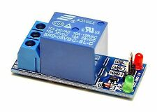 New 1 Channel 5V relay board With LED Indicators for Arduino in UK