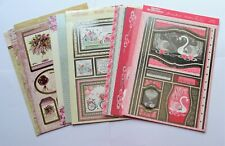 Hunkydory Clearout Joblot Toppers & Card Kits Bundle D