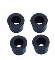 perfk Pair Motorcycle Shocks Fork Cover Dust Gaiters Boots Rubber 210 x 45 x 30mm