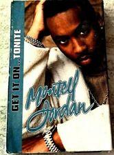 Montell Jordan ~ Get it on ... Tonite ~ factory sealed  Cassette Tape