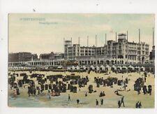 Scheveningen Strandgezicht Netherlands Vintage Postcard Sjouke 410b