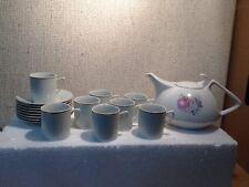 Mini Tea/Coffee Set and Teapot