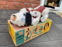 AMICO Snoopie Non Fall Dog In Its Original Box - Excellent Working Rare