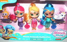 Nickolodeon Genie Friends Collection