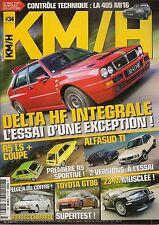 KM/H 34 AX SUPERPRODUCTION 370CH TOYOTA GT86 BMW Z3 M COU 405 Mi16 R5 LS COUPE