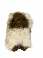 "Ganz Webkinz Himalayan Cat 8"" Plush Long Hair White Brown"
