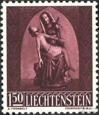 Liechtenstein 364 neuf avec gomme originale 1957 Noël