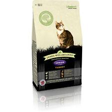 JAMES WELLBELOVED SENIOR COMPLETE DRY CAT FOOD TURKEY 1.5KG