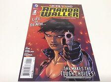SUICIDE SQUAD AMANDA WALLER#1 ONE SHOT (DC/2014/ZUM/HANNA/HOT/0716206) LOT OF 1