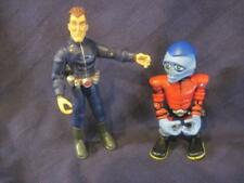2000-Hasbro-Butt Ugly-Martians-Corporal Do Wah-Stoat Muldoon-Lot 2-Action-Figure