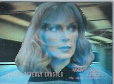 Star Trek TNG Seasons Three Hologram Chase HG5 Dr. Beverly Crusher - Skybox 1995
