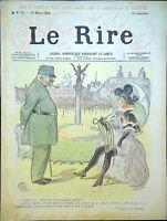 Le RIRE N° 20 du 23 Mars 1895