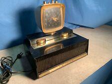 """1950'S PHILCO MODEL H765 CLOCK RADIO """"THE PREDICTA RADIO"""""""