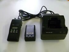 GE Ericsson LPE 200 800 MHz Two Way Radio with Charger KRD 103 103 A203