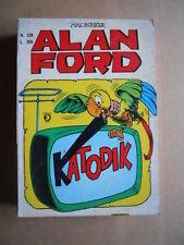 ALAN FORD n°120 Ed. Corno    [G399]