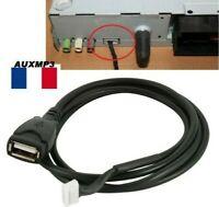 USB Kabel Peugeot 207 307 308 407 Citroen C2 C3 C4 AUTORADIO RD9 RD43 RD45 neu