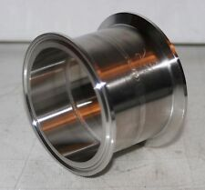 "3"" Sanitary 316L Stainless Steel Coupling NEW"
