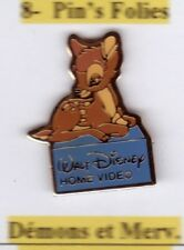 Pin's Demons & Merveilles Walt Disney Home Video Bambi