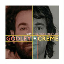GODLEY AND & + CREME: CRY THE VERY BEST OF CD GREATEST HITS / 10CC / NEW