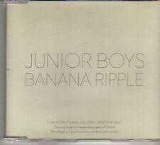 (DO675) Junior Boys, Banana Ripple - 2011 DJ CD