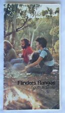 Flinders Ranges South Australia 1979 Guide Map (Mp1)