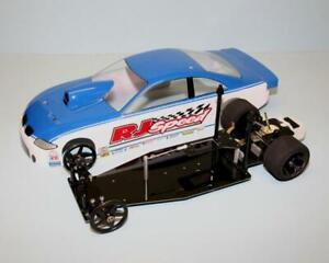 RJ Speed Nitro Pro Stock Drag Car Kit [RJS2101]